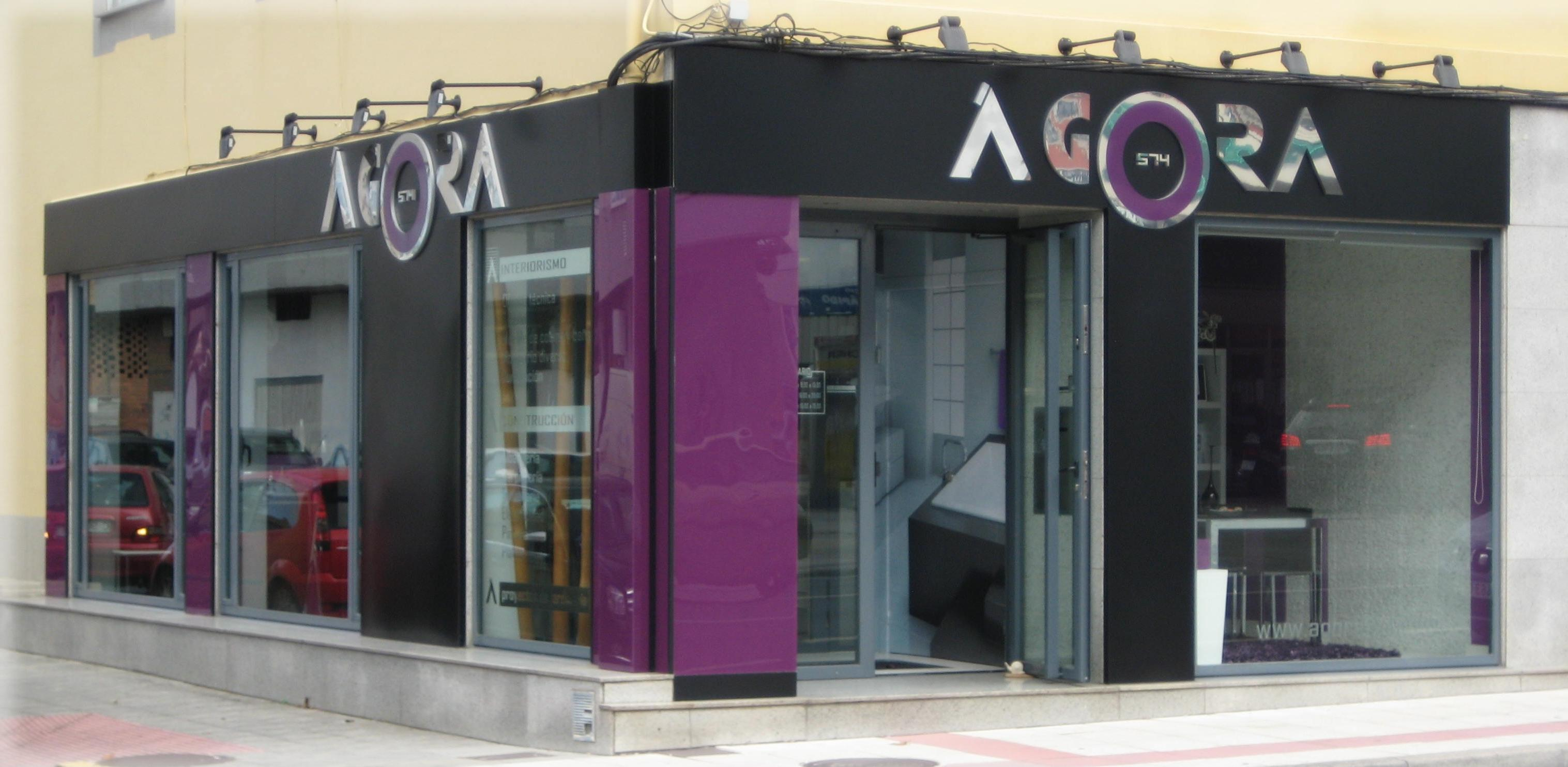 Agora574 es una empresa que nace en 2011 de la uni n de for Zarosan construcciones y reformas sl